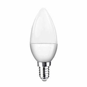 Λάμπα LED Κεράκι Dimmable, E14, 6W, 490lm