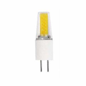 Λάμπα LED G4 Dimmable, 2W, 200lm, 12VDC, Γυάλινη