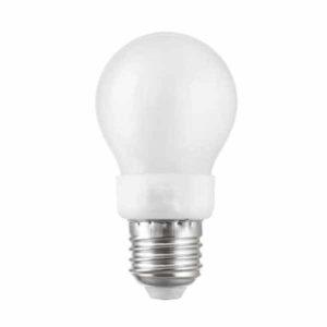 Λάμπα LED Mini Γλόμπος G45, E27, 3W, 230lm