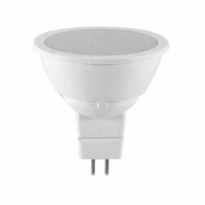 Λάμπα LED GU5.3 Dimmable Spot, 6W, 510lm,12VDC, 100°
